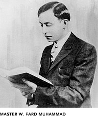 Master Fard Muhammad – Mahdi – Messiah – The Seven Saviors